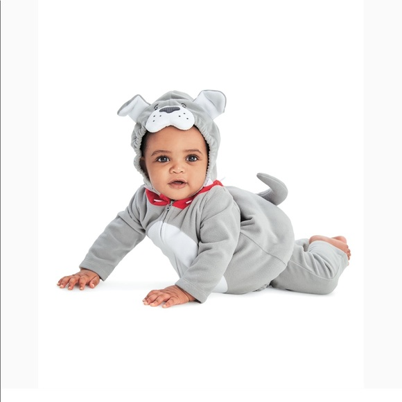 Carter's 12 Month Baby Lion Costume Halloween NWT